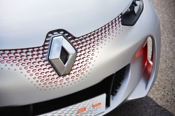 Renault EOLAB Concept - Front Grille