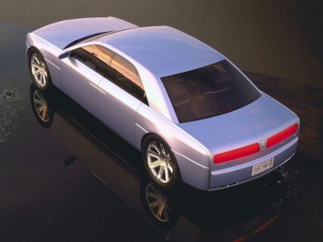 Concept Cars on Auction: 2002 Lincoln Continental