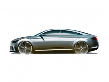 Audi could unveil a TT Sportback in Paris
