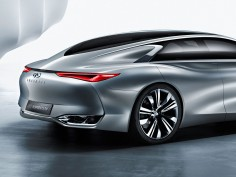 Infiniti Q80 Inspiration: first image