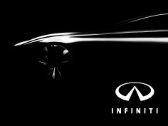 Infiniti teases the Q80 Inspiration Concept