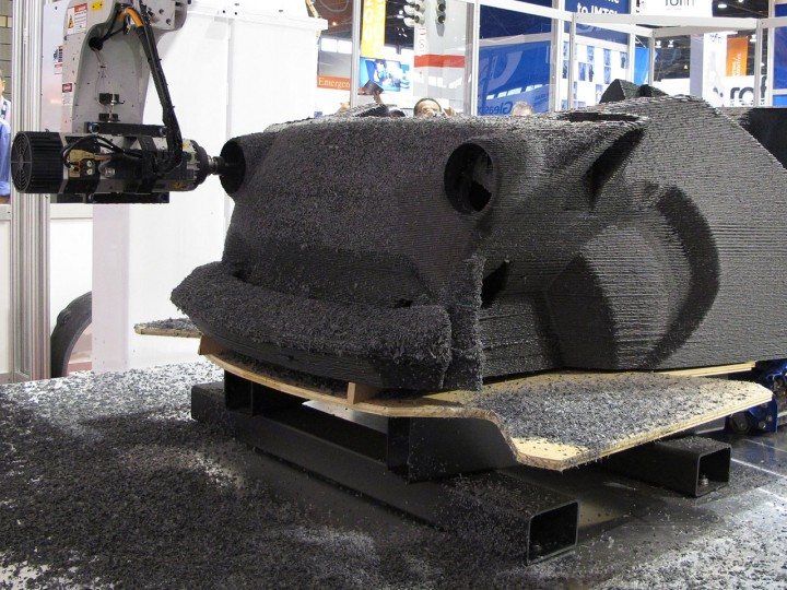 Autodesk and Local Motors collaborate on 3Dprinting open platform