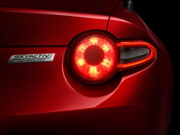 New Mazda MX-5 Tail Light