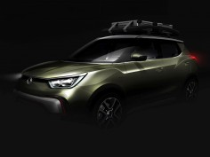 SsangYong previews XIV-AIR and XIV-Adventure ahead of Paris Show