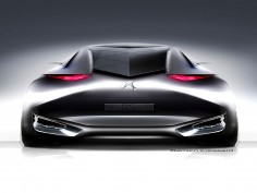 Citroën Divine DS Concept: Design Gallery