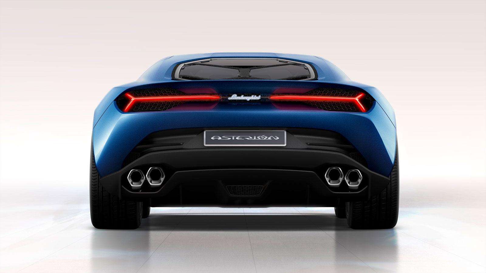 Lamborghini Asterion Lpi 910 4 Car Body Design