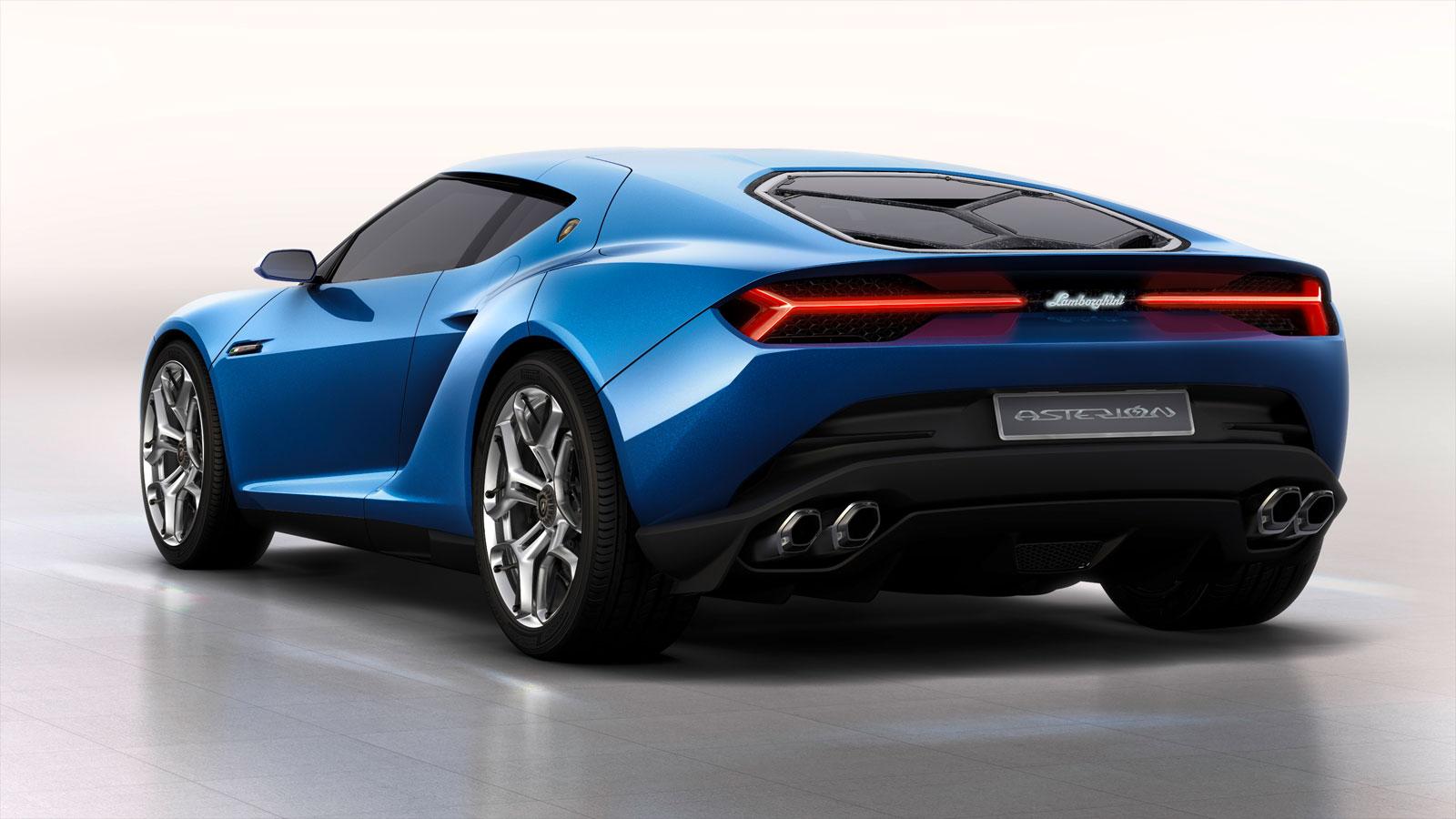 Lamborghini Asterion Lpi 910 4