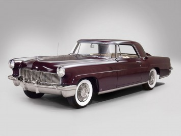 1956-57 Lincoln Continental Mark II