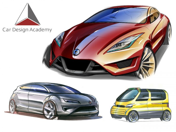 Car Design Academy online design school opens registration