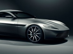 Aston Martin creates limited edition DB10 for next 007 movie