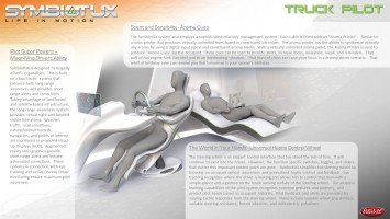 Peterbilt Motors Symbiotux Concept - Design Panel