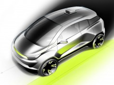 Rinspeed previews Budii Concept ahead of Geneva 2015 debut