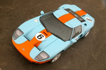 2006 Limited Edition Ford GT Heritage