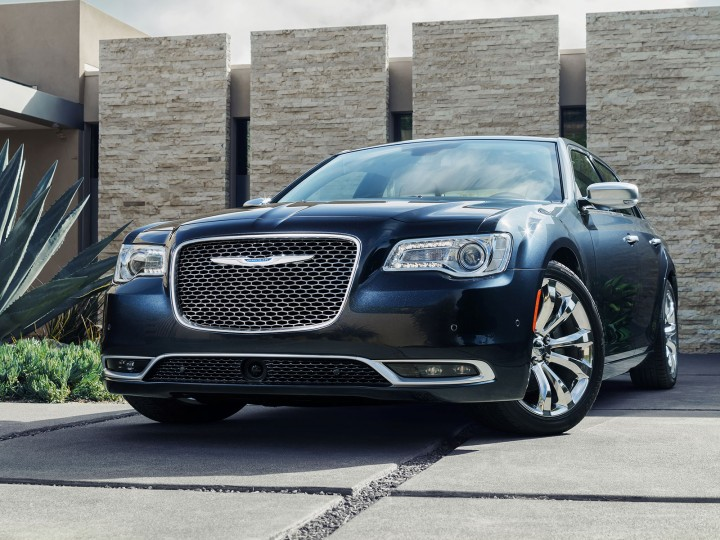 Ralph Gilles on the new Chrysler 300S