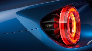 2016 Ford GT - Tail Light detail