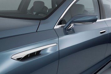 Buick Avenir Concept Side air opening