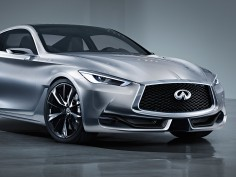 Infiniti Q60 Concept: first image