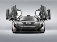 Interview with Robert Melville, head of design at McLaren Automotive