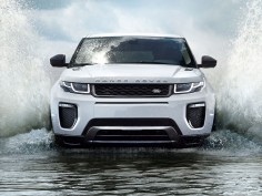 Range Rover reveals the restyled Evoque