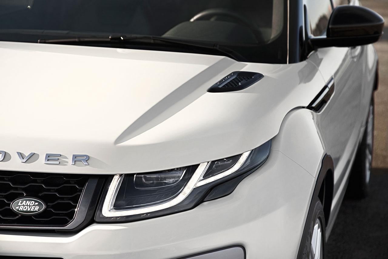 2016 Range Rover Evoque - Headlight - Car Body Design