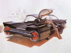 Syd Mead – Futurist, utopian and designer
