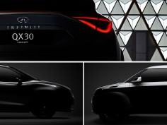 Infiniti and Suzuki tease concepts ahead of Geneva debut