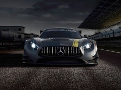 Mercedes-AMG GT3: first image