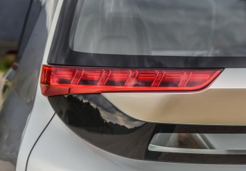 Mitsubishi Concept GC PHEV Tail Light
