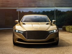 Aston Martin Lagonda Taraf to be sold outside Middle East