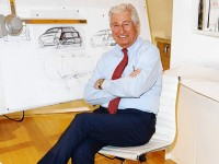 Car Designer Giorgetto Giugiaro on Comfort, Curves and Drawing Tools