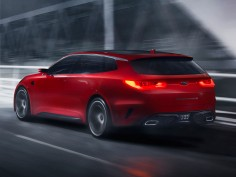 Kia Sportspace Concept hints at next-gen Optima
