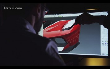 Ferrari FXX K - Alias Screenshot