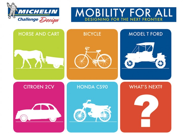Michelin Challenge Design 2016: 'Mobility for All' designers panel video