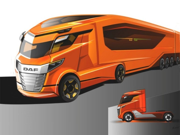 DAF Trucks seeks Digital 3D Modeller