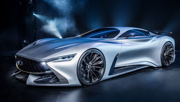 Infiniti Design Night at Auto Shanghai 2015 - Vision Gran Turismo