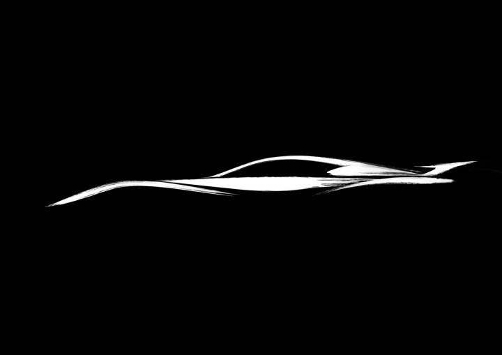 Infiniti Vision GT Concept - Silhouette