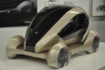 MI Car by Young Jong - Scale Model