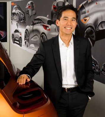 Renault Vice President of Exterior Design Anthony Lo