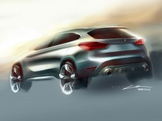 BMW reveals the new X1