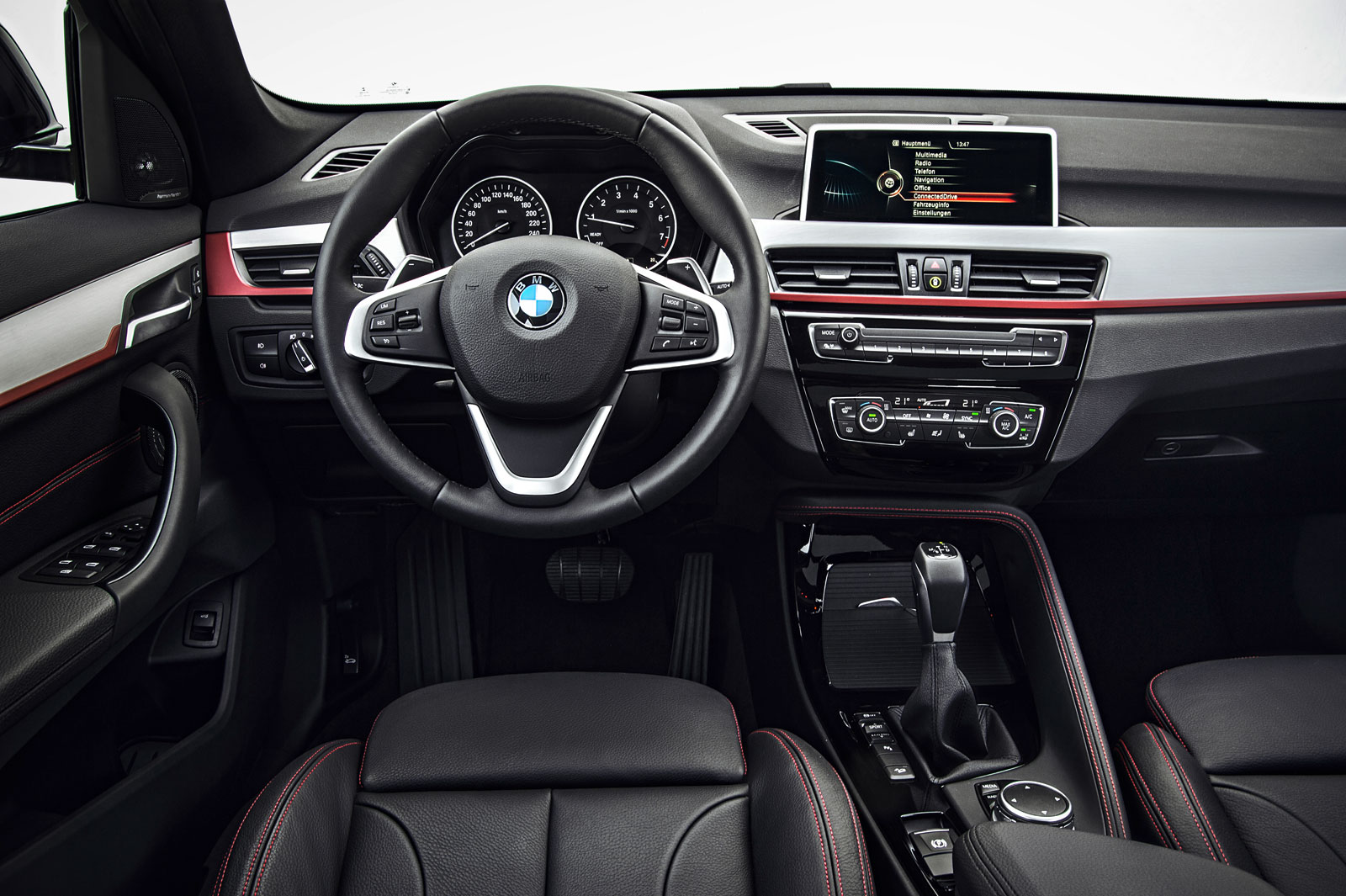 2016 Bmw X1 Interior Car Body Design