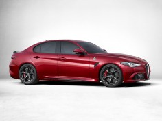 Alfa Romeo reveals the all-new Giulia sedan
