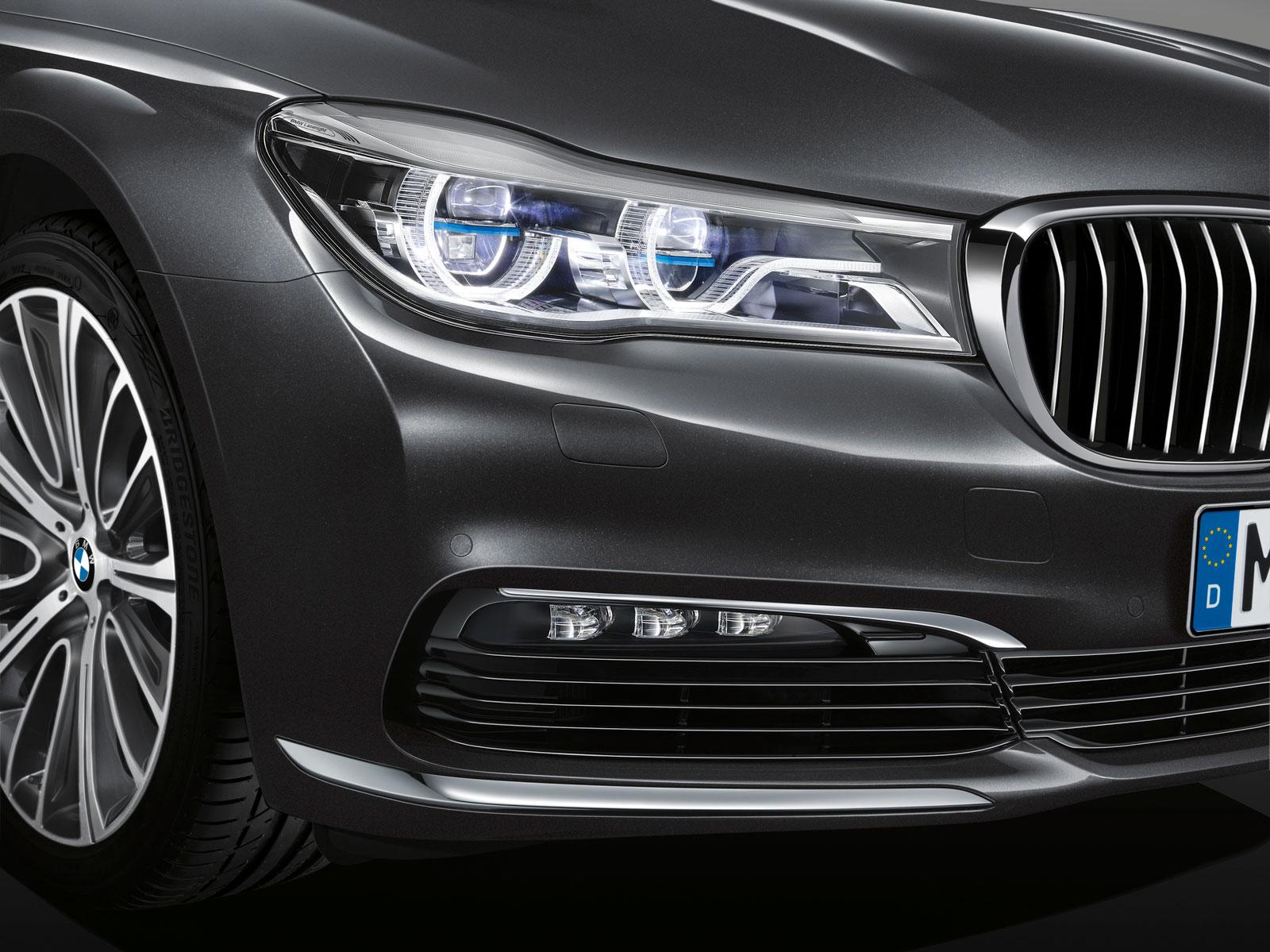 Bmw 7 Series Headlight Car Body Design