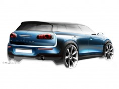 New MINI Clubman: the design