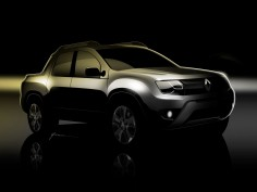 Renault announces its first pickup