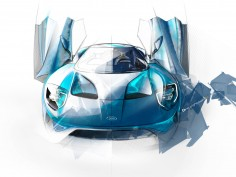 New Ford GT: inside the secret Design Studio