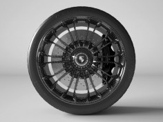 Vitesse AuDessus launces one-piece carbon fiber wheel design