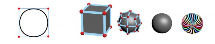 Subdividing a Cube into a Sphere
