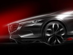 Mazda previews Koeru concept ahead of Frankfurt Show