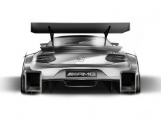 Mercedes-AMG DTM 2016 race car: preview design sketches