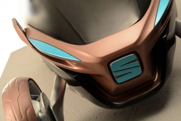 Seat Hammock Concept Scale Model